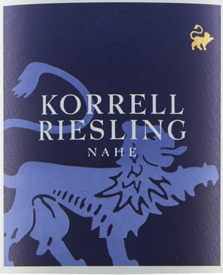 Riesling trocken 2018 - Weingut Korrell von Weingut Korrell Johanneshof