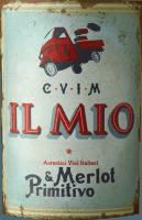 Preview: Merlot & Primitivo Puglia IGT 2018 - Collezione Il Mio