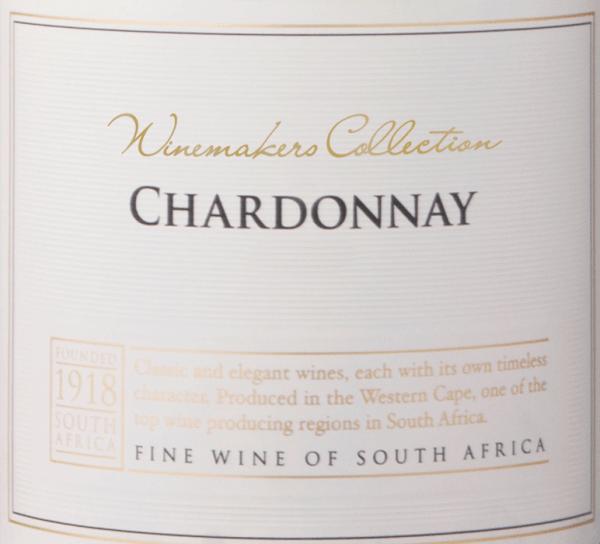 Chardonnay Western Cape 2019 - KWV von KWV