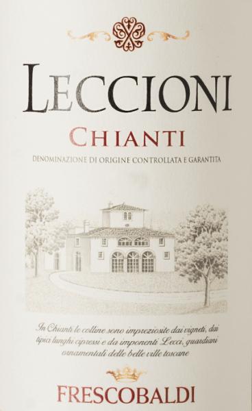 Leccioni Chianti DOCG 2018 - Frescobaldi von Frescobaldi