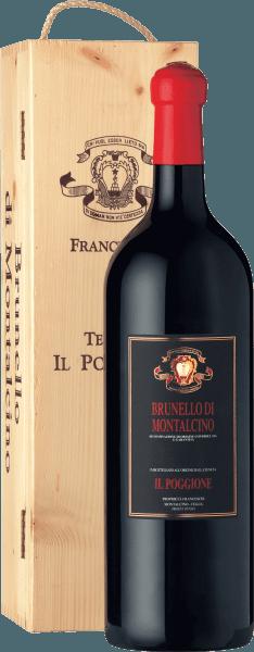 Brunello di Montalcino DOCG 3 l Jeroboam 2013 in OHK - Tenuta il Poggione