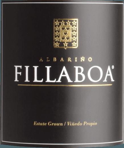 Albariño Fillaboa 2018 - Bodegas Masaveu von Bodegas Masaveu