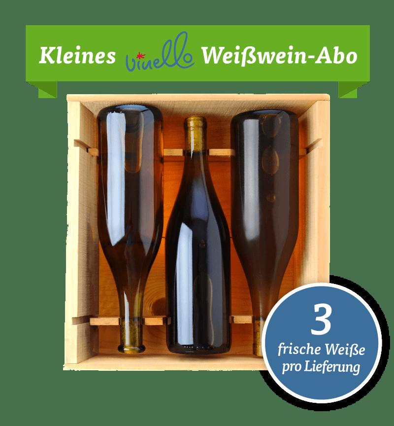 Weißwein VINELLO.weinabo