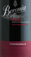 Vorschau: Tempranillo Elaboracion Especial Rioja DOCa 2019 - Beronia