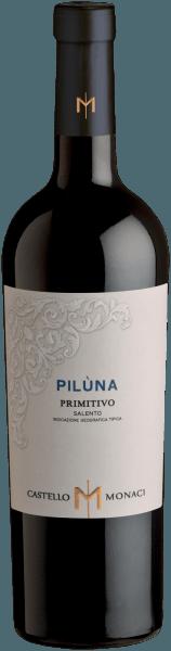 Piluna Primitivo Salento IGT 2019 - Castello Monaci