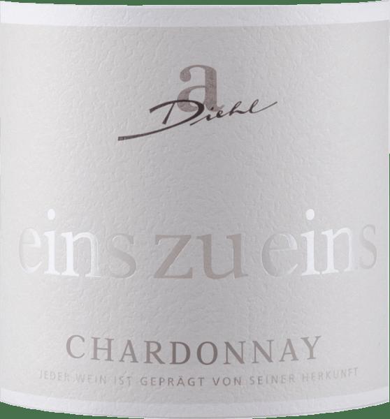 Chardonnay eins zu eins trocken 2019 - A. Diehl von Weingut A. Diehl