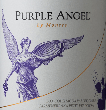 Montes Purple Angel 2017 - Montes von Montes Chile