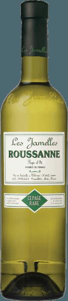 Roussanne Pays d'Oc 2017 - Les Jamelles