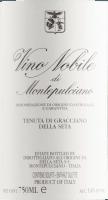 Vorschau: Vino Nobile di Montepulciano DOCG 2017 - Tenuta di Gracciano della Seta