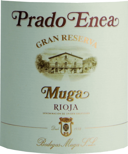 Prado Enea Gran Reserva 2011 - Bodegas Muga von Bodegas Muga