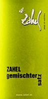 Vorschau: Gemischter Satz 2019 - Zahel