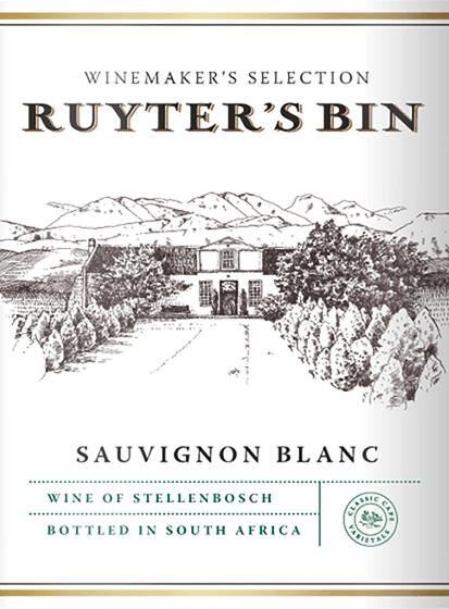 Ruyter's Bin Sauvignon Blanc 2020 - KWV von KWV