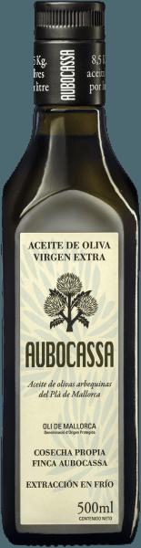 Aubocassa Natives Olivenöl extra 2019 - Bodegas Roda