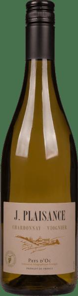 Chardonnay Viognier 2018 - J. Plaisance