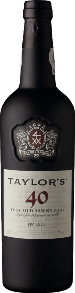 Tawny 40 Years Old - Taylor's Port