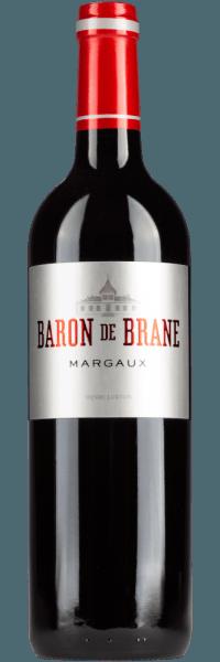 Baron de Brane Margaux 2014 - Château Brane Cantenac