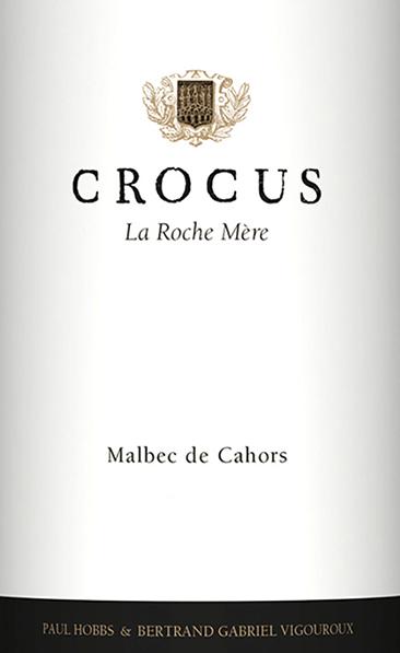 La Roche Mère Malbec Cahors AOC 2014 - Crocus von Crocus
