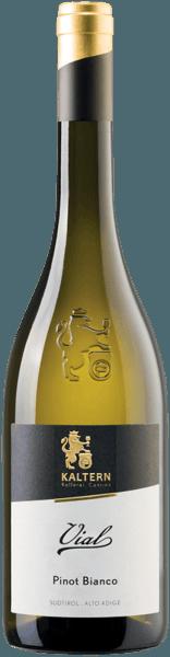 Vial Pinot Bianco Alto Adige DOC 2018 - Kellerei Kaltern