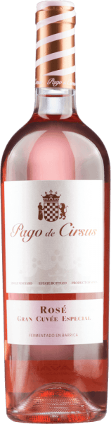 Rosado 2018 - Pago de Cirsus von Pago de Cirsus