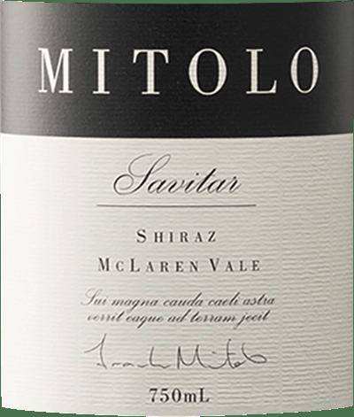 Savitar Shiraz McLaren Vale 2015 - Mitolo Wines von Mitolo