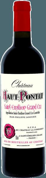- von Château Haut-Pontet