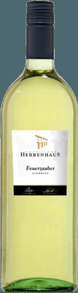 White Winegrower's Mulled Wine Herrenhaus Feuerzauber 1,0 l - Lergenmüller von Weingut Lergenmüller