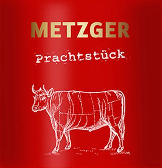 Prachtstück Cuvée Rot KuhbA trocken 2018 - Weingut Metzger von Weingut Metzger
