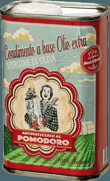 Das Olio Extra Vergine di Oliva al Pomodoro von Tenuta Sant'Ilario ist ein natürliches und intensives Olivenöl aus handgelesenen Oliven. Dieses Olivenöl erhält sein natürliches und intensives Aroma aus der Verwendung von frischen Zutaten. Verwendungsempfehlung für das Olio Extra Vergine di Oliva al Pomodoro von Tenuta Sant'Ilario Dieses mit Tomaten aromatisierte Olivenöl eignet sich perfekt zum Verfeinern und Würzen von Fisch, Fleisch und Gemüse.
