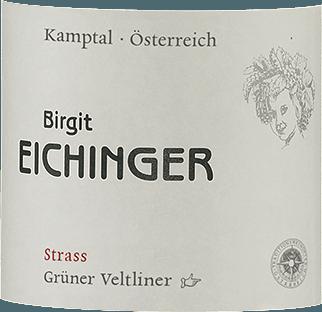 Grüner Veltliner Strass Kamptal DAC 2019 - Birgit Eichinger von Birgit Eichinger