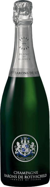 Champagner Blanc de Blancs Brut - Barons de Rothschild von Champagne Barons de Rothschild