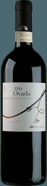 Dolcetto d'Ovada DOC 2016 - Tacchino