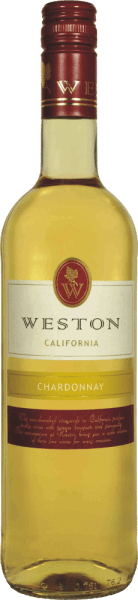 Chardonnay 2019 - Weston Estate Winery