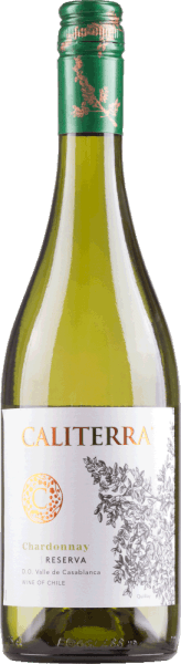 Chardonnay Reserva Casablanca Valley DO 2018 – Caliterra