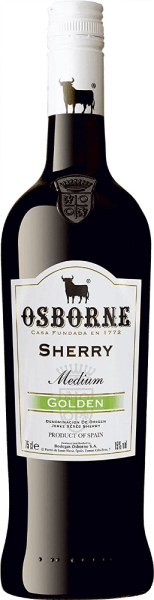 Osborne Sherry Golden Medium - Osborne