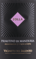 Preview: Zolla Primitivo di Manduria DOP 2019 - Vigneti del Salento