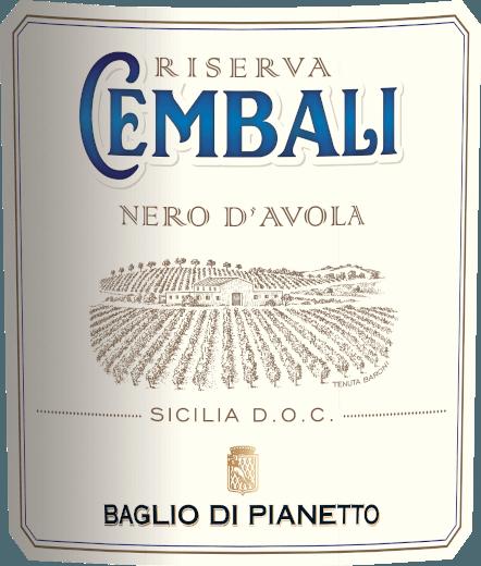 Cembali Sicilia IGT 2013 - Baglio di Pianetto von Baglio di Pianetto