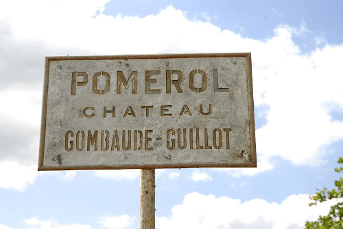 Chateau Gombaude Guillot in Pomerol