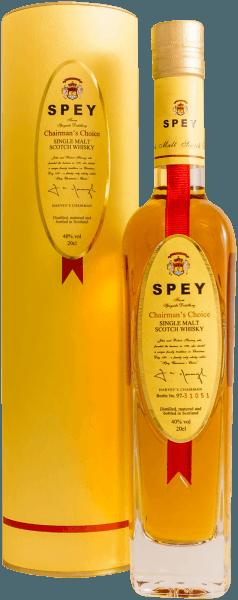 Spey Chairman's Choice Single Malt Scotch Whisky 0,2 l  - Speyside Distillery