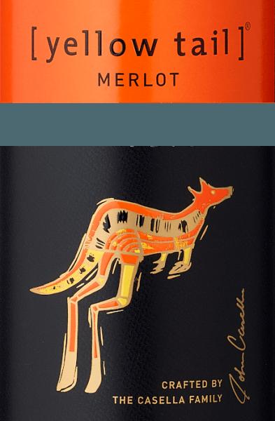 Merlot 2019 - Yellow Tail von Yellow Tail