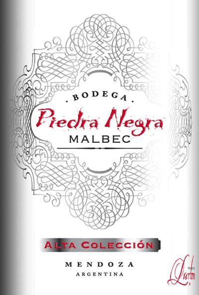Alta Colleción Malbec 2019 - Bodega Piedra Negra von Bodega Piedra Negra