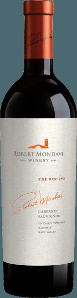 The Reserve Cabernet Sauvignon 2014 - Robert Mondavi von Robert Mondavi