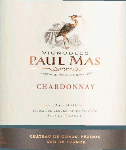 Classique Chardonnay 2019 - Domaine Paul Mas von Domaine Paul Mas