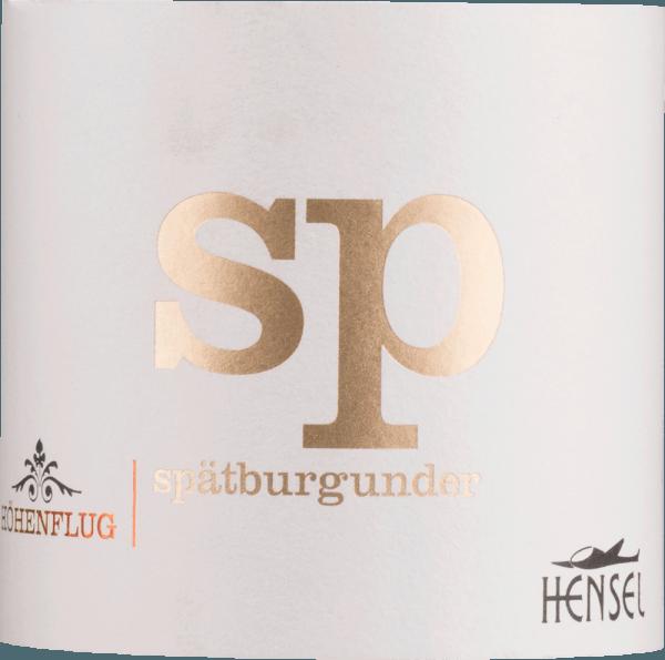 Höhenflug Spätburgunder 2017 - Thomas Hensel von Weingut Hensel