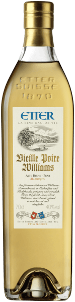 Etter Vieille Poire Williams Schweizer Williamsbirne  - Etter
