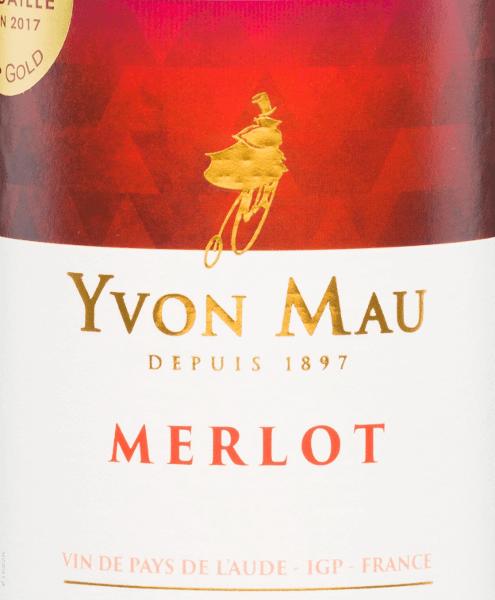 Merlot 2018 - Yvon Mau von Yvon Mau