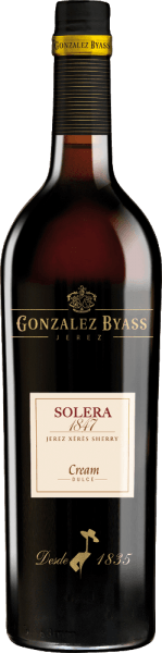 Solera 1847 Cream - Gonzalez Byass