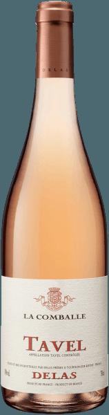 Tavel Rosé La Comballe AOC 2018 - Delas Frères