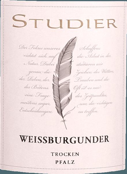 Weißburgunder 2019 - Weingut Studier von Weingut Studier