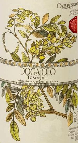 Dogajolo Toscano Bianco IGT 2019 - Carpineto von Carpineto