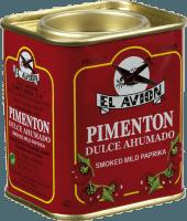 Pimentón Dulce Ahumado - El Avion